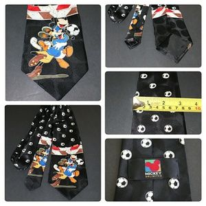 Mickey Mouse Sport Tie